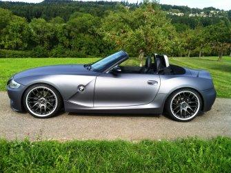 Bmw Z4 E85 Verkaufen Meinen Folierten Z4 3 0si Roadster