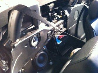 Ausbau Der Hinteren Lautsprecher Z4 Rodaster E85 Zroadstercom