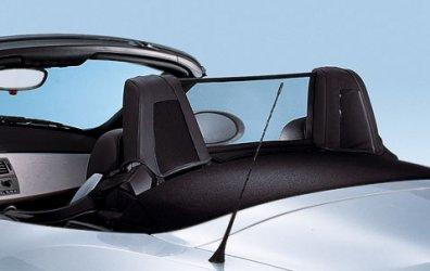 bmw z4 e85 original bmw windschott netz zroadster. Black Bedroom Furniture Sets. Home Design Ideas