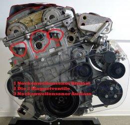 Nockenwellensensor Zroadster Com Bmw Z1 Z2 Z3 Z4 Z8 M