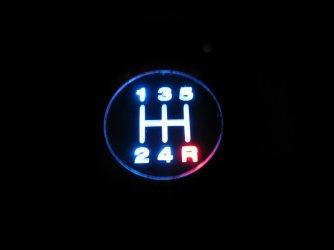 Schaltknauf Beleuchtet Zroadster Com Bmw Z1 Z2 Z3 Z4