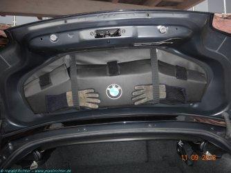 Individuelle Kofferraumtasche E85 Zroadster Com Bmw Z1
