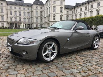 bmw z4 roadster zu verkaufen bmw z1. Black Bedroom Furniture Sets. Home Design Ideas