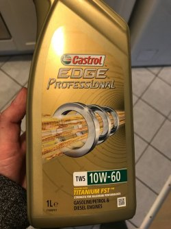 1 Liter Castrol Edge Professional Tws 10w 60 Zroadster Com Bmw
