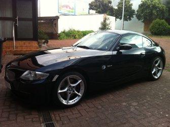 Spurverbreiterung H&R ABE 30/40mm Spurverbreiterung BMW Z4 ...