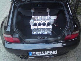 Geschafft V8 Motor Im Coupe Verbaut Zroadster Com