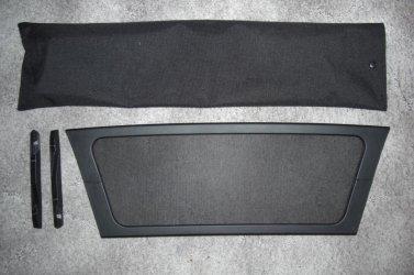 bmw z4 e89 windschott originalteil von bmw bmw z1 z2 z3 z4 z8 m mini. Black Bedroom Furniture Sets. Home Design Ideas