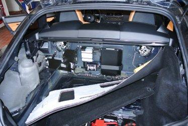 Wie Viel Platz Zwischen Cd Wechsler Und Kofferraum