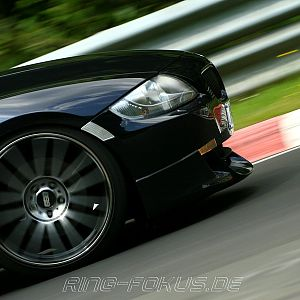 Z4 Coupe in Action