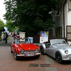 Roadster in Waltrops City