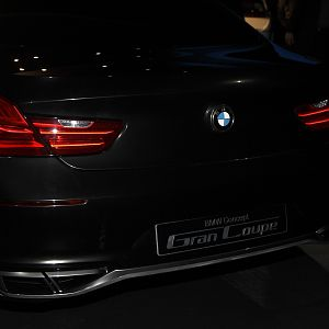 BMW GT Grand Coupe