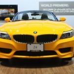 BMW Z4 sDrive28i auf der New York Auto Show