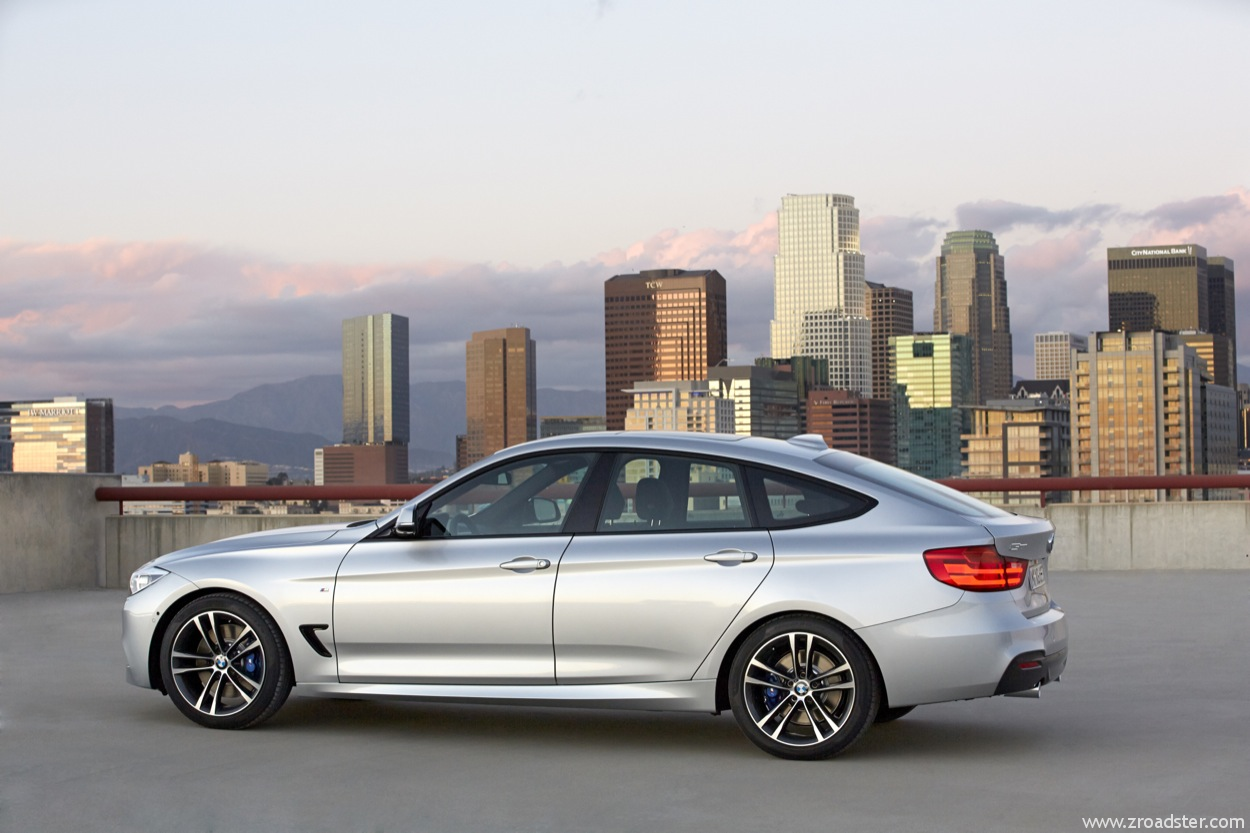 BMW 3er Gran Tourismo 2013