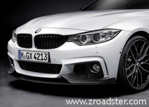 BMW 4er M Performance 2013